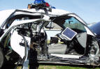 Panasonic Toughbook in Patrol vechicle